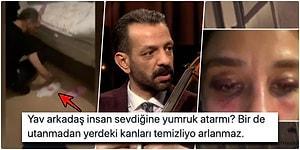 RUBATO'nun Solisti Özer Arkun'un Sevgilisine Şiddet Uyguladığı İddia Edildi, Görüntüler Kan Dondurdu!