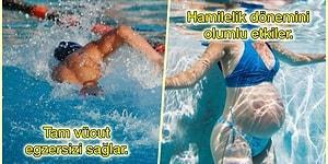 Yaz Aylarının Vazgeçilmezi Yüzmenin Fiziksel ve Zihinsel Sağlığınıza Olan Faydalarını Sıralıyoruz