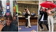 Bi' Kot Pantolonla Evlenerek 2020'nin En Sade Düğününü Yapan Influencer!