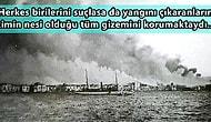 Kim Yaktı? On Binlerce İnsanın Yanarak Can Verdiği Büyük İzmir Yangını
