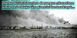 Oradan Oraya Koşup Çığlık Atmaktan Başka Bir Şey Yapamayan On Binlerce İnsanın Yanarak Can Verdiği Büyük İzmir Yangını
