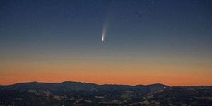 Temmuz Ayı Boyunca Çıplak Gözle Görülebilecek Kuyruklu Yıldız: Neowise