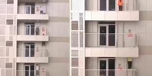 Acil Durumlarda Hızlı Bir Şekilde Apartmanı Boşaltmak İçin Geliştirilen Asansör Sistemi