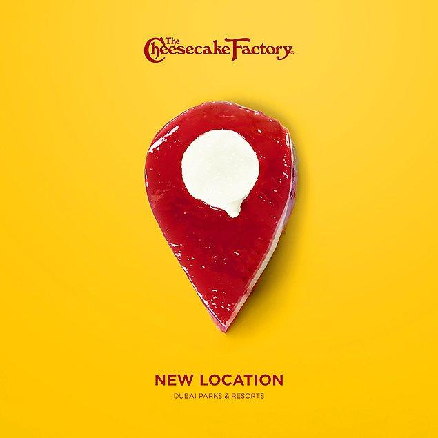 1. The Cheesecake Factory