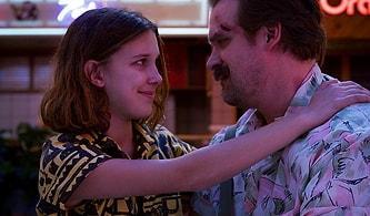 Netflix'in Sevilen Dizisi Stranger Things'in 3. Sezonundan Kamera Arkası Görüntüler Yayınlandı