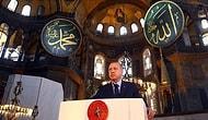 Diyanet'e Devredildi: Erdoğan, Ayasofya'yı İbadete Açan Kararı İmzaladı