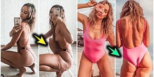 Mükemmel Instagram Pozlarının Koca Bir Yalan Olduğunu Tek Başına Kanıtlayan Kadından Kapak Gibi 19 Fotoğraf