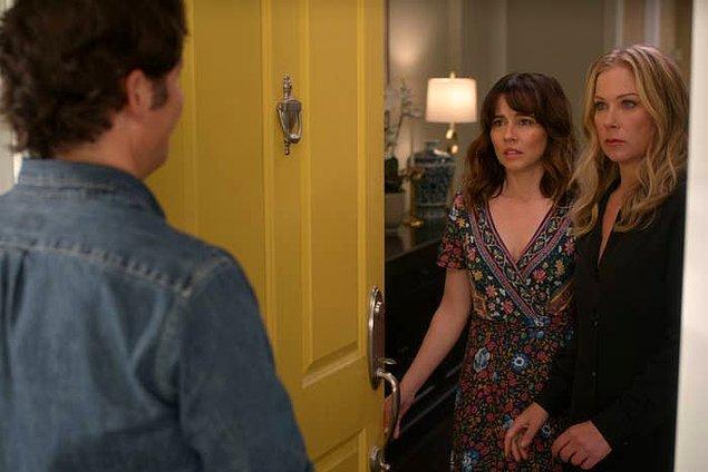 İkinci sezon Ben'in Judy ve Jen'e planladığı korkunç bir araba kazasıyla son bulmuştu hatırlarsanız.