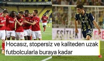Sivasspor Kadıköy'den 3 Puanla Dönüyor! Ömer Faruk Beyaz'ın Tarihe Geçtiği Maçta Yaşananlar ve Tepkiler