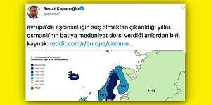 Birçok Avrupa Ülkesinden Önce Osmanlı'da Eşcinselliğin Yasak Olmaktan Çıkarıldığını Biliyor Muydunuz?