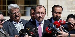 TBMM Başkanı Uyarınca Özür Diledi: AKP'li Mehmet Muş, Fethullah Gülen'e 'Sayın' Diye Hitap Etti