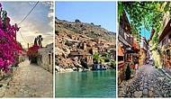 Ülkemizden Nefes Kesen Manzaraları ve Tarihi Dokusuyla Herkesi Büyüleyen 20 Köy