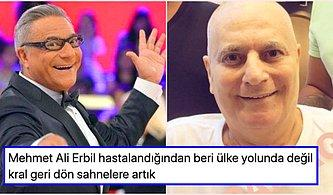 Hastalığı Nedeniyle Zor Günler Geçiren ve Kök Hücre Tedavisine Başlayan Mehmet Ali Erbil'den Yeni Bir Paylaşım Geldi!