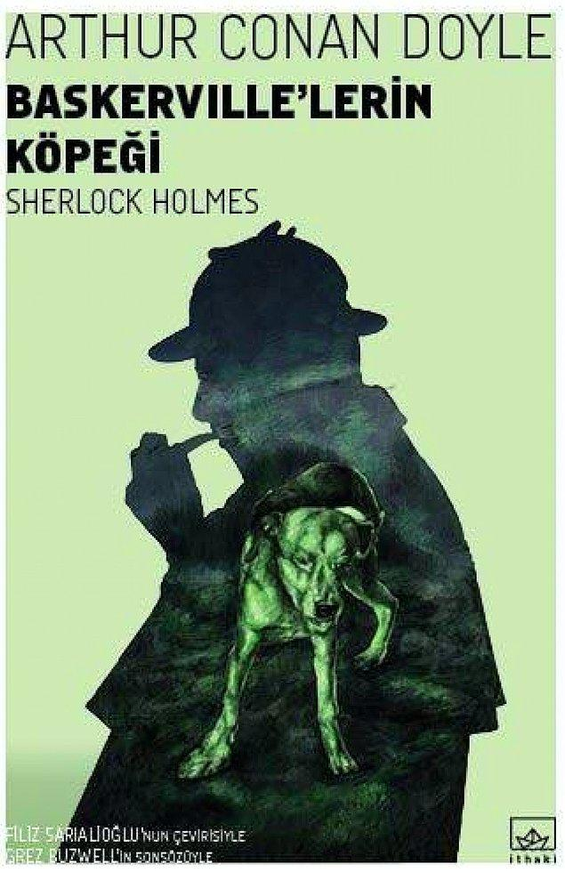 2. Baskerville'lerin Köpeği - Sherlock Holmes, Sir Arthur Conan Doyle