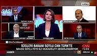 Canlı Yayında Süleyman Soylu - Mehmet Metiner Tartışması: 'Biz Şamar Oğlanı mıyız ya?'