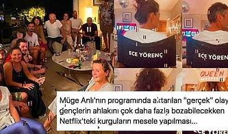 Netflix'in 4. Türk Yapımı Olma Yolunda İlerleyen 'Şimdiki Aklım Olsaydı' İsimli Dizi Eşcinsel Karakterler Nedeniyle İptal Edildi