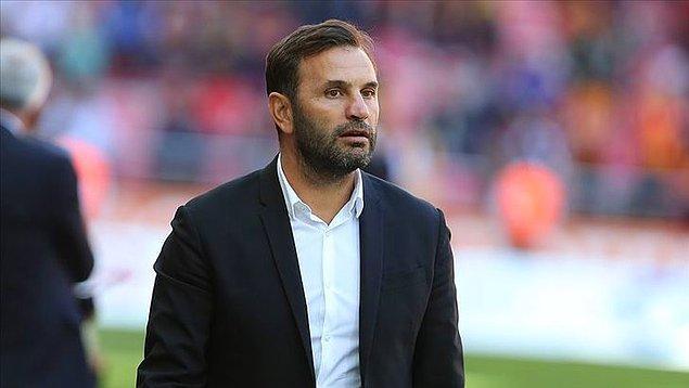 Okan Buruk, Süper Lig tarihinde hem futbolcu hem de teknik direktör olarak şampiyonluk yaşayan beşinci isim oldu.