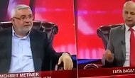Metiner'den FETÖ Açıklamaları: 'Cumhurbaşkanımız Sabah Akşam Onlarla Oturdu, Getirdikleri Listeyi Milletvekili Yaptı'