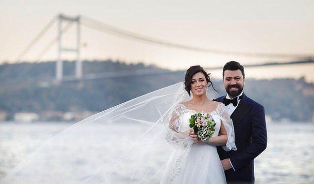 Oyuncu Burcu Gönder ile Bülent Emrah Parlak, 2015 yılında dünyaevine girmiş, 2016 yılında da çocuklarını kucaklarına almışlardı.