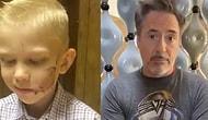 Captain America ve Iron Man, Kendini Köpeklerin Önüne Atarak Kardeşini Koruyan Kahramana Moral Videosu Gönderdi