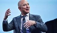 Amazon'un Kurucusu Jeff Bezos Yine Çenemizi Yordu: Serveti Bir Gecede 13 Milyar Dolar Arttı