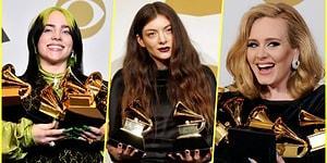 """2000'den İtibaren """"Yılın Şarkısı"""" Dalında Grammy Ödülünü Almış Olan 20 Şarkı"""