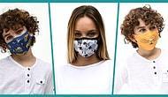3 Yaşından Büyük Çocuklar Ve Gençlere Özel Tasarlanmış En Yüksek Filtrasyon Verimliliğine Sahip 15 Maske
