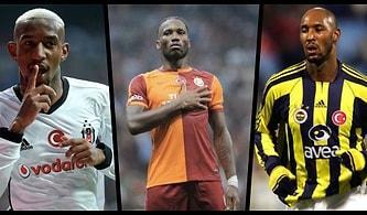 Ülkemizde Oynadığı Kısa Sürede Gönülleri Fetheden ve Tadı Damağımızda Kalan 19 Futbolcu