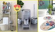 Banyonuzu Evin En Sevdiğiniz Bölümüne Dönüştürecek Kullanışlı ve Modern 21 Ürün