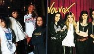 Müziklerinden Çok Hakkındaki Dedikodularıyla Efsaneleşen Kadınlardan Kurulu Rock Grubu: Volvox