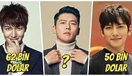 Bu Rakamlar Dudak Uçuklatır! Güney Kore'nin En Ünlü Aktörleri Dizilerden Bölüm Başına Ne Kadar Kazanıyor?
