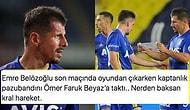 Emre Belözoğlu'nun Kariyerini Sonlandırdığı Maçta Fenerbahçe Sezonu 3 Puanla Tamamladı
