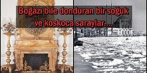 Osmanlı Döneminde Saraylar Soğuk Geçen Kış Günlerinde Nasıl Isıtılıyordu?