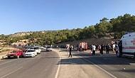 Mersin'de Askerleri Taşıyan Otobüs Devrildi: 5 Asker Şehit, 10 Yaralı