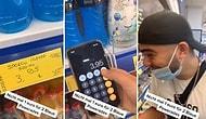 Almanya'dan Türkiye'ye Gelen ve 1 Euro'ya 2 Adet Powerade Alınabildiğini Öğrenen Gurbetçilerin Kahkahalı TikTok Videosu
