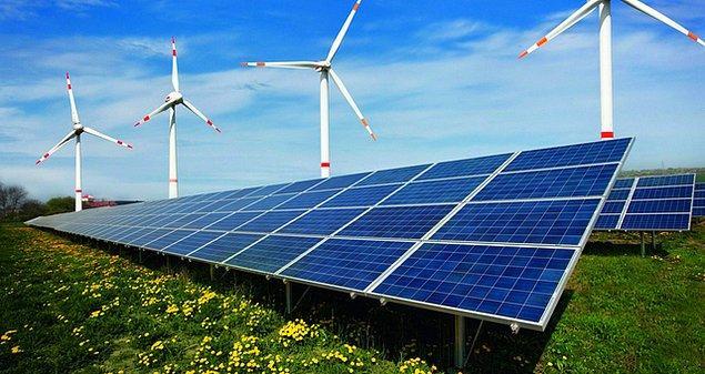 Yenilenebilir enerji ise geleceğin ta kendisi!