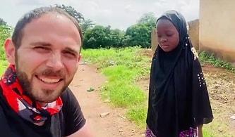 Bir Çocuğun Gülüşü Tüm Dünyaya Bedel: Nijerya'da Bir Çocuğu Verdiği Hediye ile Mutlu Eden Adam