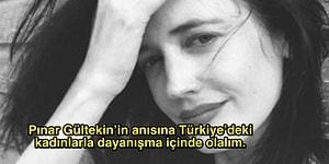 Eva Green Başlayan Akıma Katılarak Türkiye'deki Kadın Cinayetlerine Dikkat Çekti, Bir Kez Daha Kalbimizde Taht Kurdu