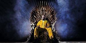 Breaking Bad, İzleyici Oylarıyla Game of Thrones'u Geride Bırakarak 21. Yüzyılın 'En İyi Dizisi' Seçildi!