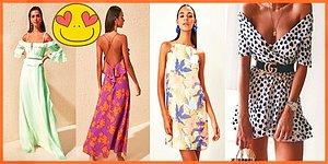 Tatilden Dönenler İçin Şimdi Şov Zamanı: Bronz Teninizle Sizi Bir Yıldız Gibi Parlatacak 15 Efsane Elbise