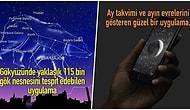Uzaya Bakmayı Seven Herkesin Ekrandan Gözlerini Ayırmadan Kullanacağı Birbirinden Faydalı Telefon Uygulamaları