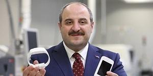 Bakan Varank, 'Milli Elektronik Kelepçe'yi Tanıttı: 'Öncü Teknolojiler Üretebilen Bir Ülke Haline Gelmek İstiyoruz'