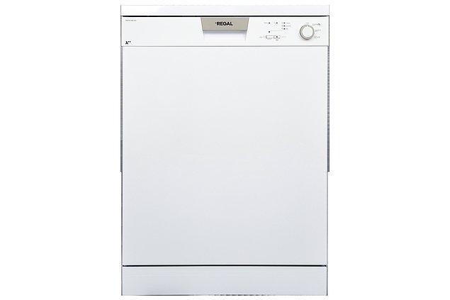 16. Eğer illa ki alacaksanız, 3 programlı bir bulaşık makinesi öğrenci evi için fazla bile :)