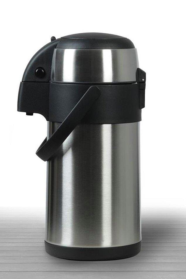 7. İster çayınızı doldurun ister suyunuzu...