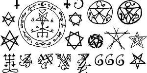 Herkesin En Az Bir Kere Gördüğü Ama Kökenini Bilmediğiniz Bu Sembollerin Anlamlarını Açıklıyoruz!
