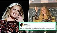 Düşmeyen de Ne Bilelim! Bekarlığın Tadını Doyasıya Çıkaran Adele'in Son Halini Görünce Epey Şaşıracaksınız