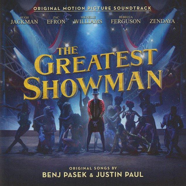 "19. 2018 - ""The Greatest Showman: Original Motion Picture Soundtrack"""