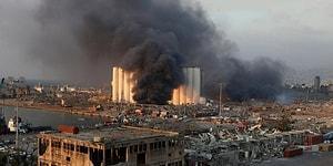 Beyrut'ta Bilanço Ağırlaşıyor: 100'ü Aşkın Ölü, Yaklaşık 4 Bin Kişi de Yaralı
