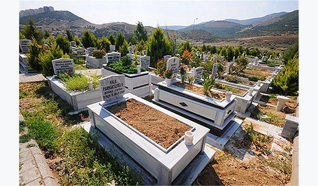 Doğançay Mezarlığı!