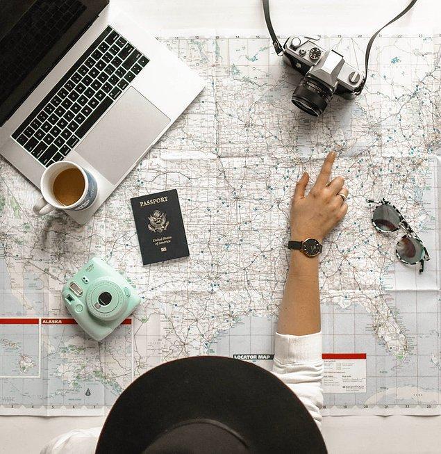 16. Senegal'de seyahat planını önceden birine söylemek seyahatin iptal olmasına sebep olur.